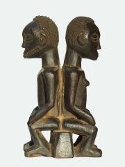 Статуэтка пары Hemba [Конго]