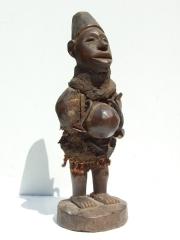 Статуэтка фетиш Nkisi Nkondi