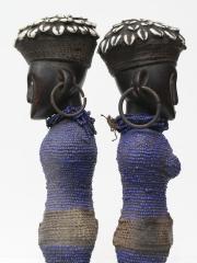 Две фигуры Nyamwezi для усиления фертильности женщины