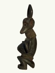 Зооморфная ритуальная (церемониальная) фигура народности Bamoun