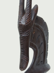 Декоративная статуэтка Chiwara, страна происхождения Мали