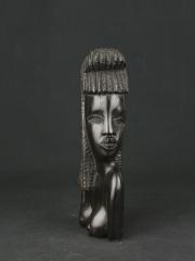 """Статуэтка из эбенового дерева """"Принцесса Анголы"""""""