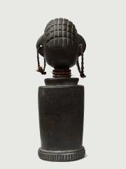 Африканская деревянная игрушка народности Boa