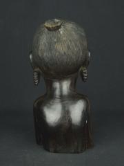 "Бюст женщины из эбенового дерева ""Луанда"""