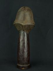 Культовая фигура предка (ритуальный столб) народности Fang