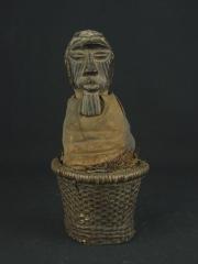 Статуэтка фетиш Teke Power Figure [Конго]