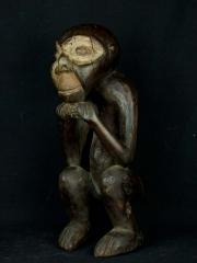 Ритуальная фигура гориллы Bulu Gorilla [Камерун]
