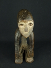 Культовая (ритуальная) фигура народности Lega Iginga