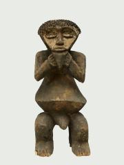 Маски и фигуры народности Mambila