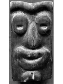 Делаем сами африканские маски и статуэтки из сосны