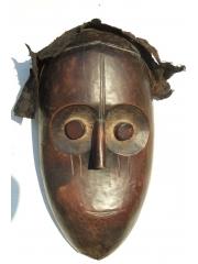Африканская маска Ijo из Нигерии