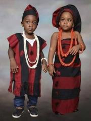Описание народности Idoma [Нигерия]