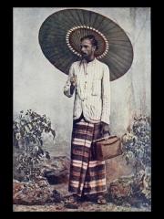 Маски народности Сингала (Sinhala) острова Шри-Ланка