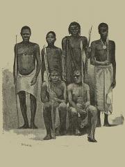 Народность Sukuma, Танзания