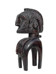 Маски и скульптуры народности Baga [Гвинея]