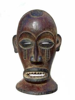 Маска Chokwe Chihongo [Ангола], 33 см