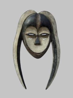 Маска Kwele [Габон, Конго]