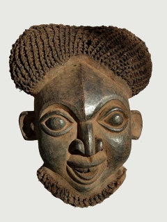 Маска Bamileke [Камерун], 40 см