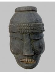 Африканская маска Ibibio