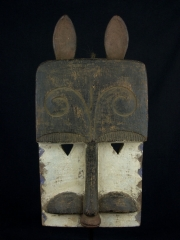 Маска народа Догоны (Dogon) Rabbit, который проживает в горах Мали
