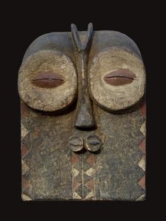 Маска Bembe [Конго, Замбия]
