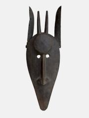 Ритуальная африканская маска народа Bamana