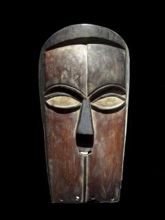 Маска Aduma [Габон], 38 см