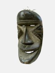 Африканская маска народности Kran