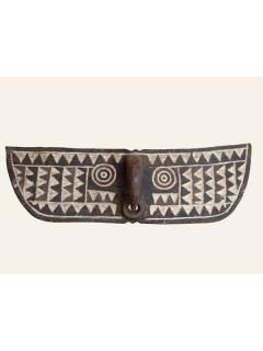 Африканская маска народности BWA Hawk/Butterfly,Буркина-Фасо