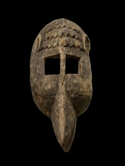 Ритуальная маска догонов (Dogon)