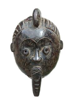 Маска Mossi [Буркина Фасо], 37 см