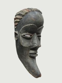 Маска Lulua [Конго], 50 см