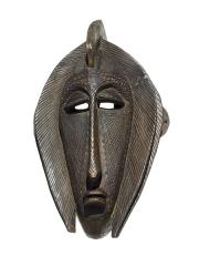 Маски и скульптуры народов Bamana, Bambara [Мали]