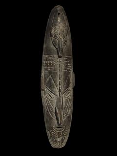 Маска Sepik Angoram [Папуа Новая Гвинея], 50 см
