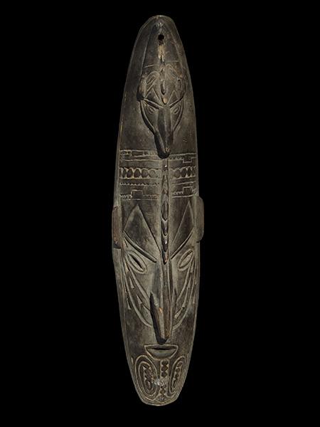 Купить настенную маску Sepik Angoram [Папуа Новая Гвинея], 1885