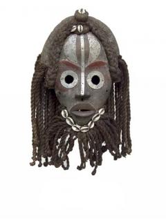 Маска Dan [Либерия]