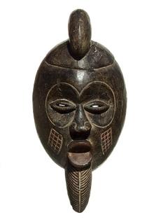 Маска Mossi [Буркина Фасо]