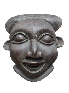 Маска Bamileke [Камерун]