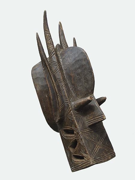 Купить африканскую маску народности Senufo