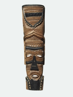 Маска «Мапуту» [Мозабик], 38 см