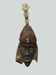 Маска Chokwe [Ангола]