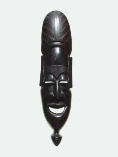 Маска «Трикстер» [Мали], 41 см