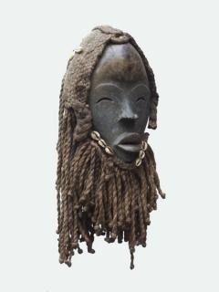 Маска Dan [Либерия], 26 см