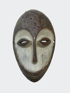 Маска Lega Lukungu [Конго]