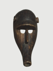 Маска народности Bamana (Bambara)