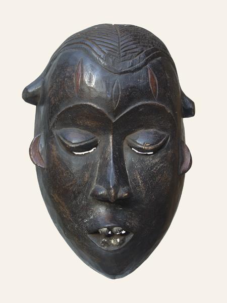 Африканская ритуальная маска народности Pende