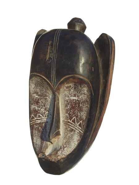 Африканская ритуальная маска народности Fang