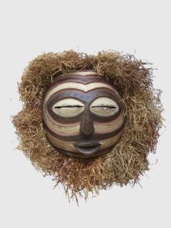 Маска Songye [Конго]