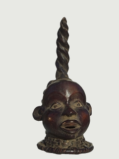 Маска Ekoi (Ejagham) [Нигерия]