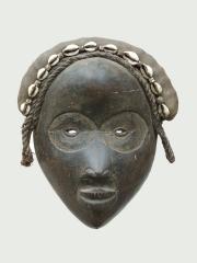 Африканская маска Dan Takangle/Deangle